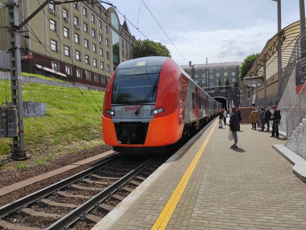 Как добраться из Калининграда в Зеленоградск или наоборот. Электричка