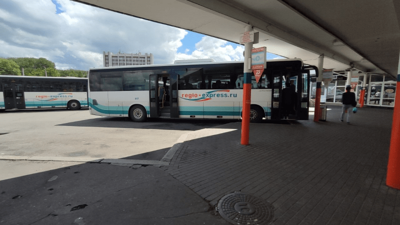 Автобус Калининград – Светлогорск