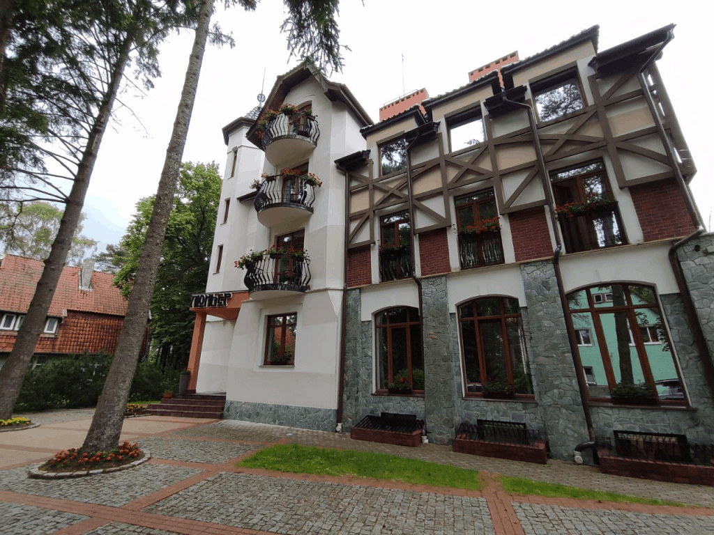 Отель Люмьер Светлогорск