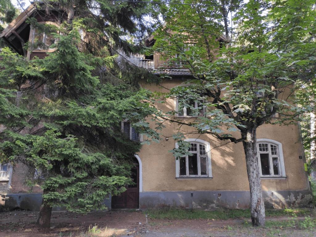 Немецкая архитектура Светлогорска