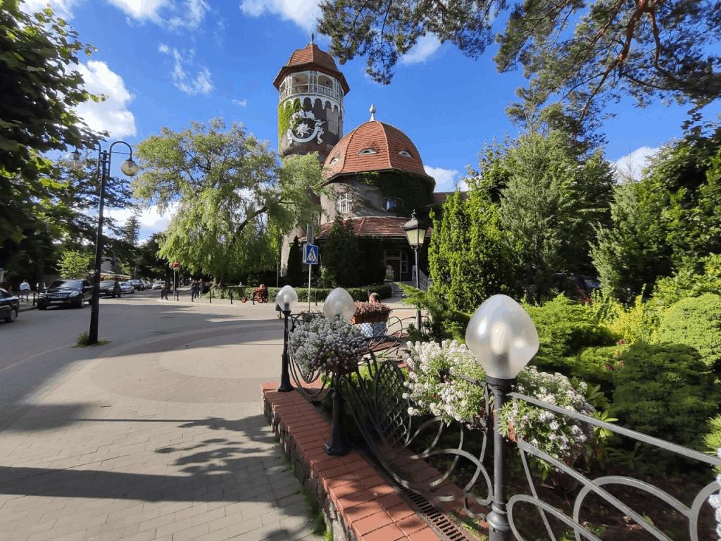 Водонапорная башня Раушена
