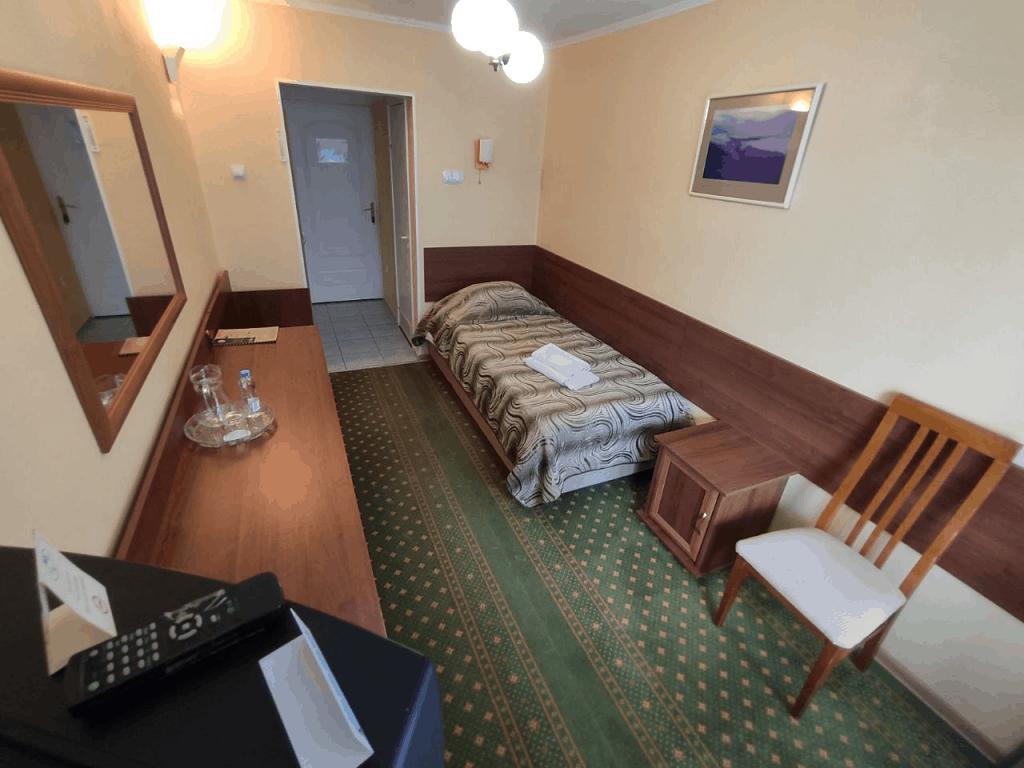Одноместный номер в отеле Волна Светлогорск