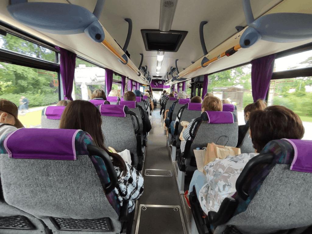 Как добраться из Калининграда в Зеленоградск или наоборот. Автобус