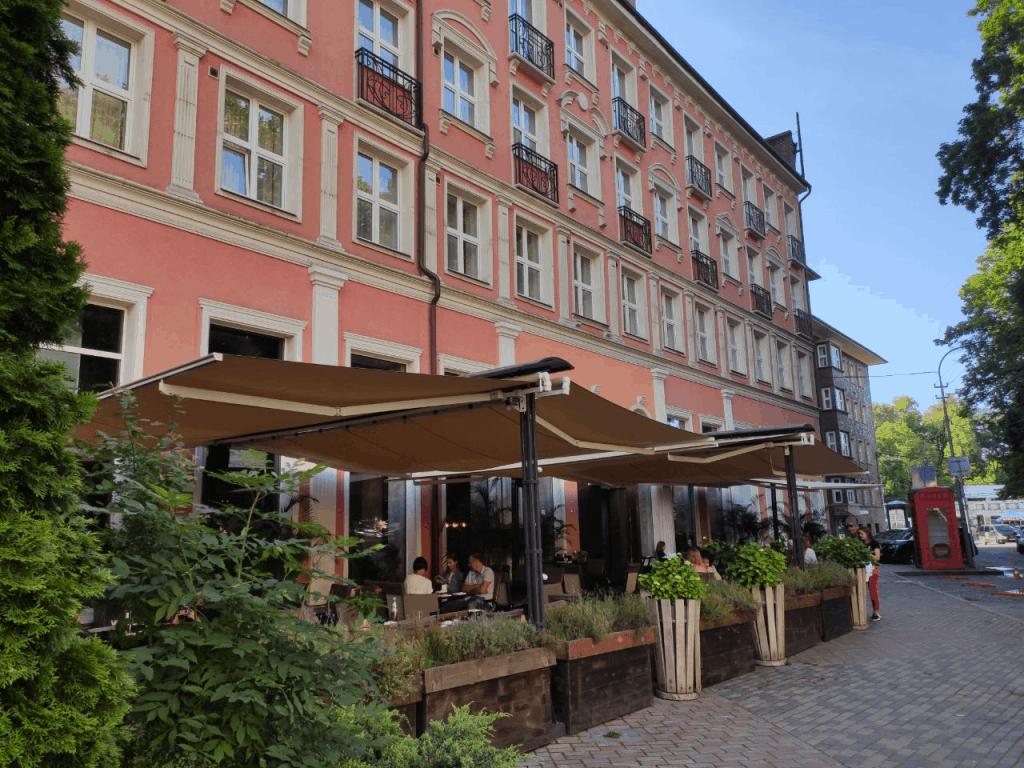 Гостиница Москва в Калининграде