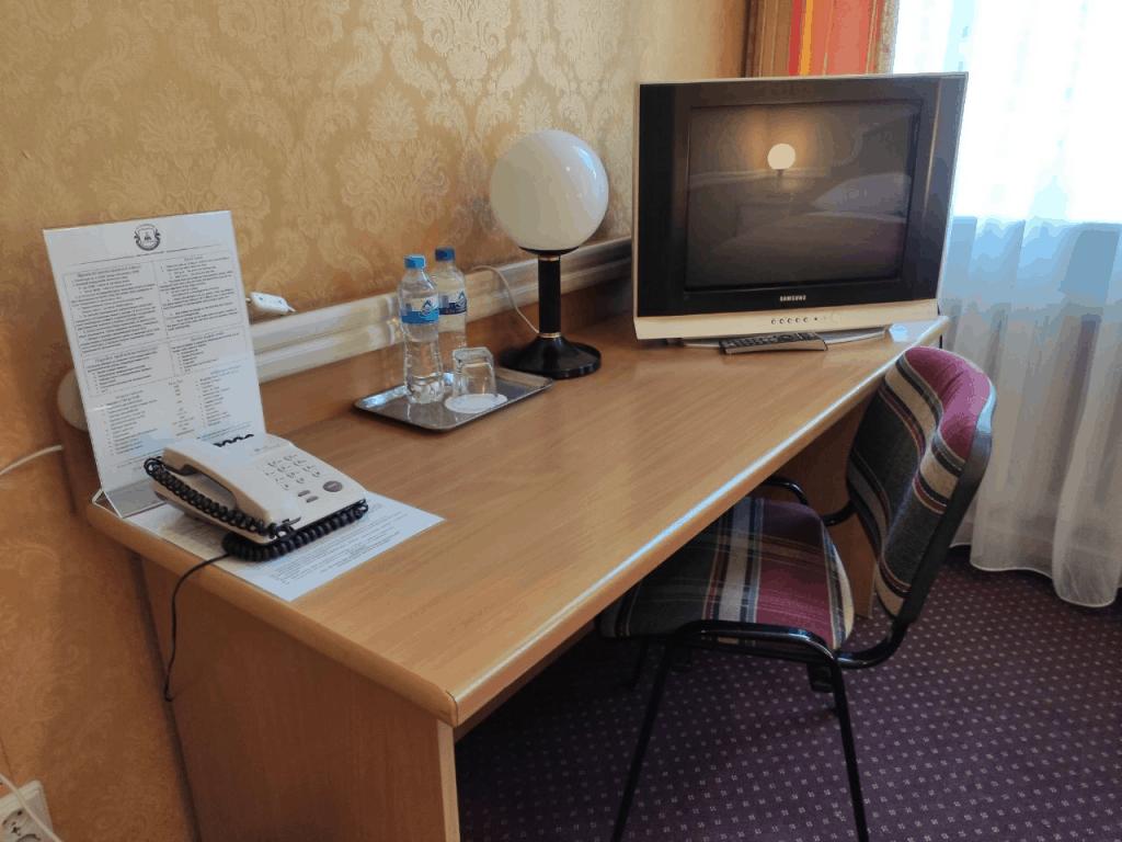 Гостиница Москва в Калининграде. Номер Стандарт