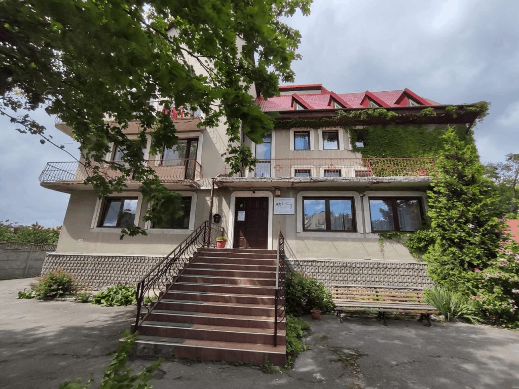 Гостиница Топаз Зеленоградск