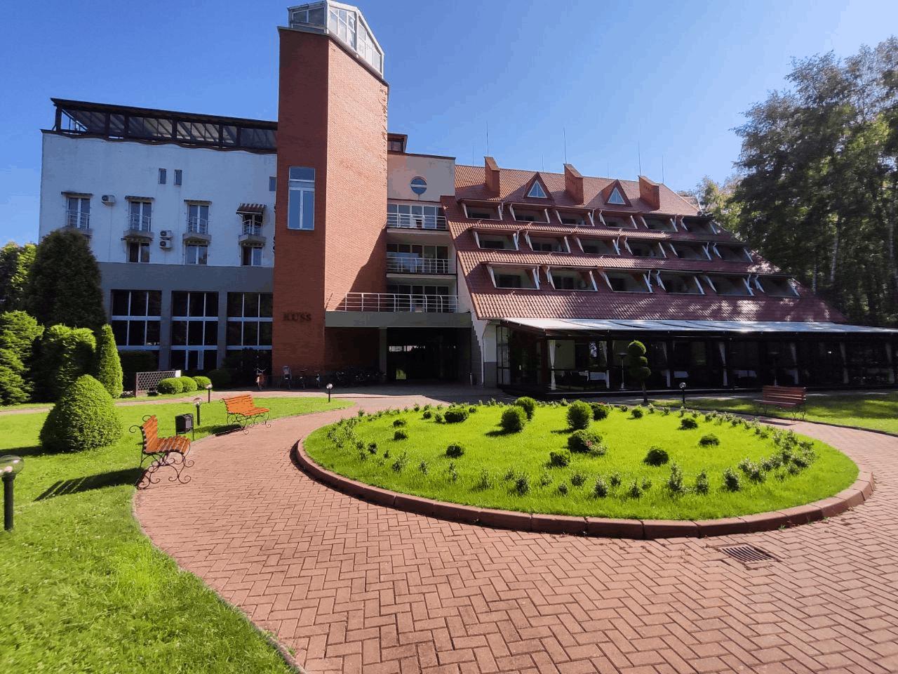 Отзыв об отеле Русь Светлогорск