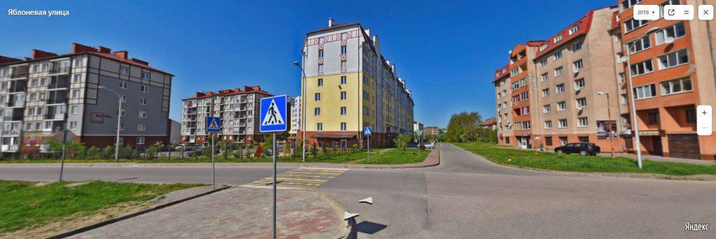 Светлогорск-1 - один из районов, где можно остановиться в Светлогорске