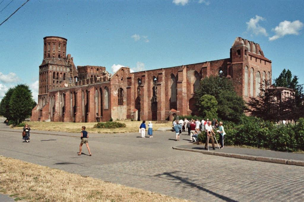 Кафедральный собор в 1980-е
