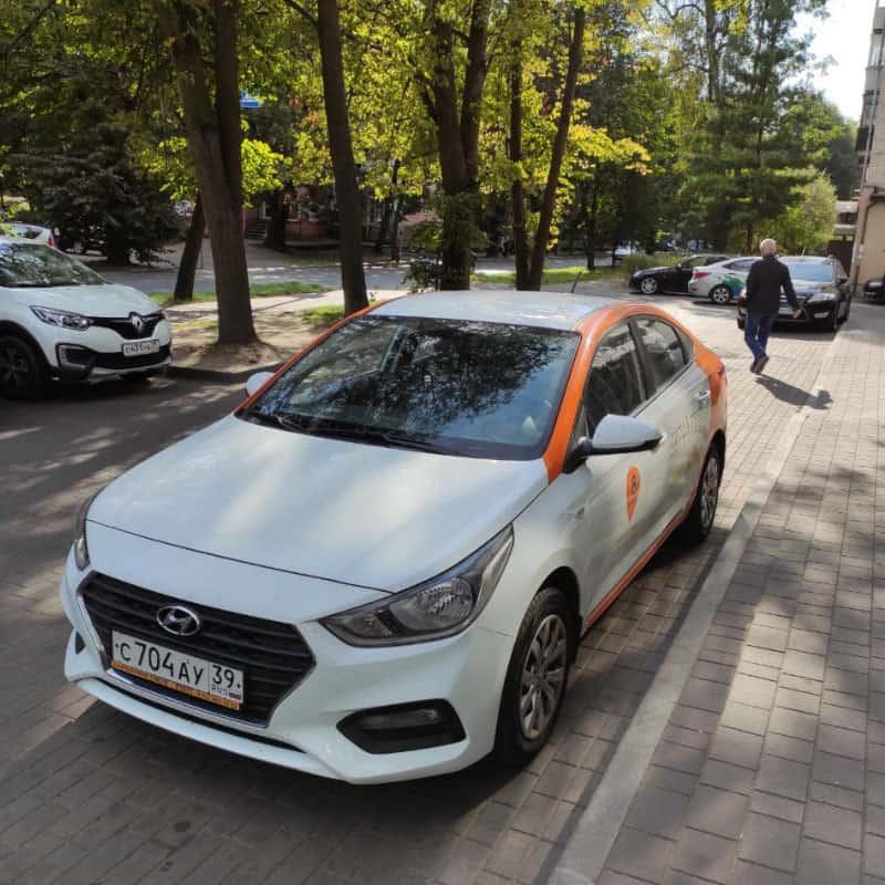 Как добраться из Калининграда в Светлогорск. Каршеринг