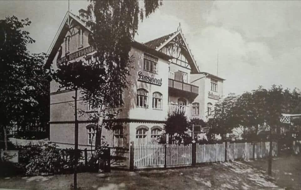 Отель Hartmann в Раушене