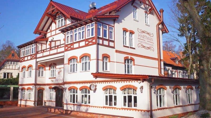 Отели Светлогорска в исторических зданиях