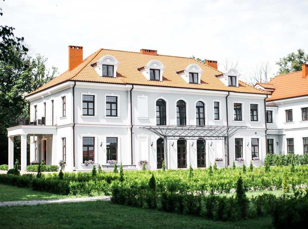 Лучшие загородные отели Калининграда с бассейном - Усадьба