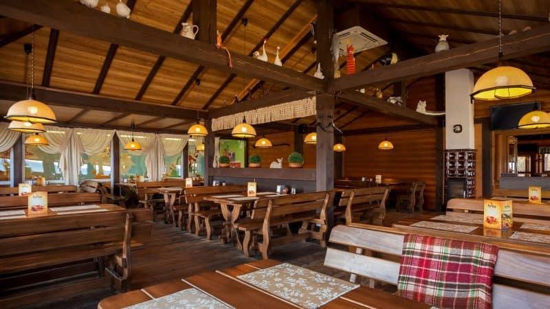 Лучшие кафе и рестораны Зеленоградска