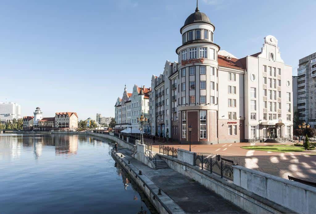 Лучшие отели Калининграда с бассейном - Кайзерхоф
