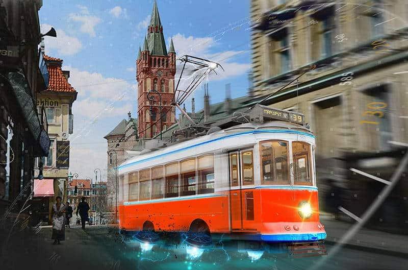 Обзорная экскурсия по Калининграду на трамвае
