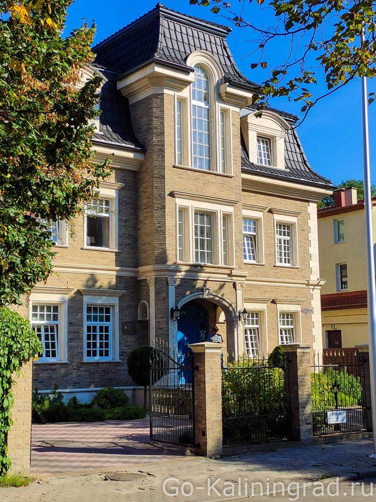 Отель Villa Toskana